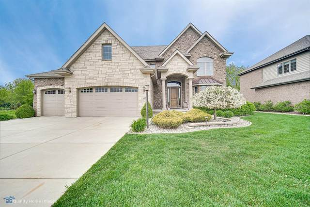 612 Shannon Bridge, Dyer, IN 46311 (MLS #474837) :: Rossi and Taylor Realty Group
