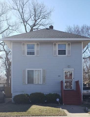 420 Highland Street, Hammond, IN 46320 (MLS #475211) :: McCormick Real Estate