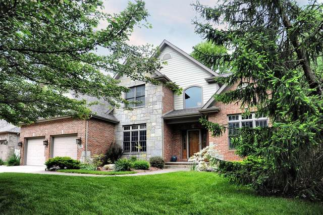 282 N Scotscraig Drive, Valparaiso, IN 46385 (MLS #475354) :: Rossi and Taylor Realty Group