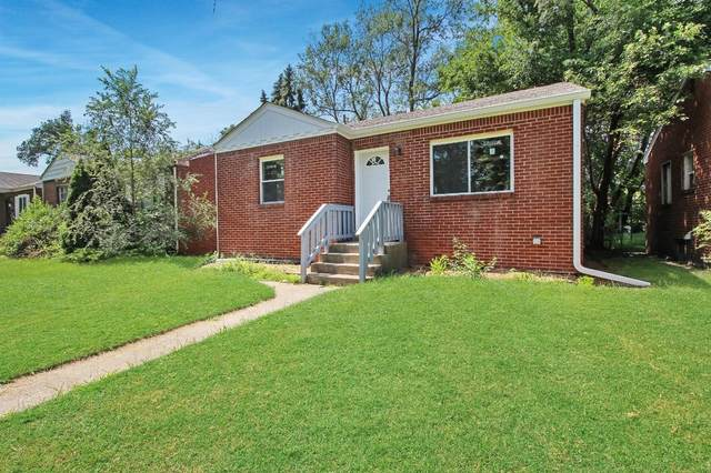 3570 Lincoln Street, Gary, IN 46408 (MLS #477710) :: McCormick Real Estate