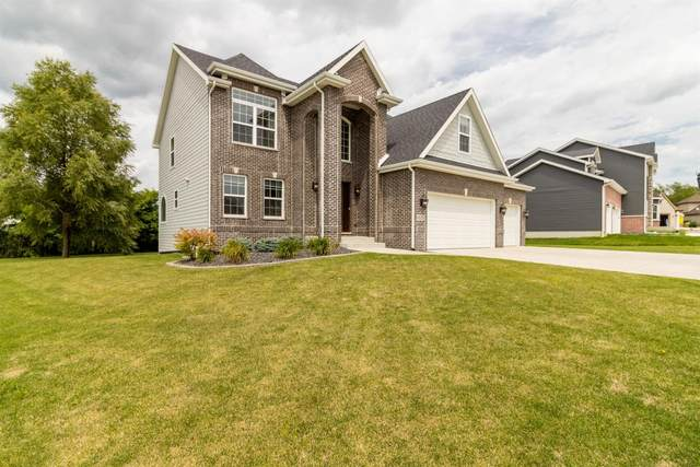 6704 Deer Creek Court, Crown Point, IN 46307 (MLS #478482) :: Rossi and Taylor Realty Group