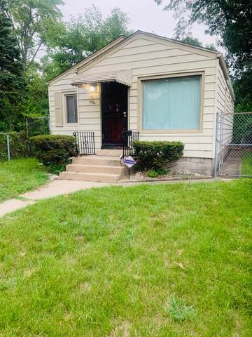 4021 Lincoln Street, Gary, IN 46408 (MLS #478755) :: Rossi and Taylor Realty Group