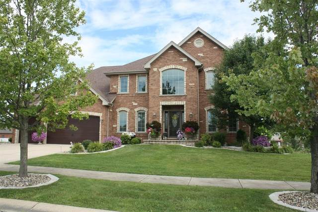 75 Primrose Drive, Dyer, IN 46311 (MLS #479191) :: Rossi and Taylor Realty Group