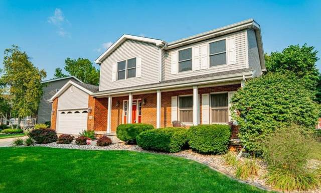 2833 Howard Castle Drive, Dyer, IN 46311 (MLS #480435) :: Rossi and Taylor Realty Group