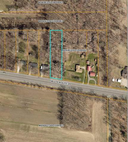 0 W Hwy 20, Michigan City, IN 46360 (MLS #480546) :: Rossi and Taylor Realty Group
