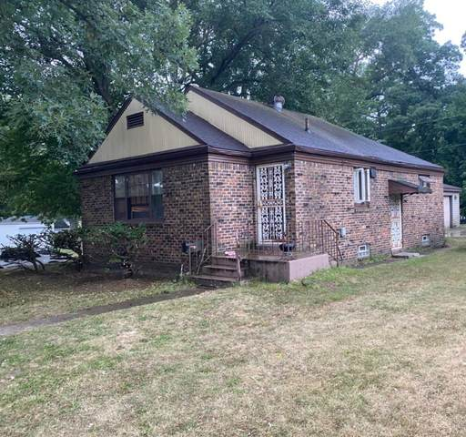 4586 Harrison Street, Gary, IN 46408 (MLS #480949) :: Rossi and Taylor Realty Group