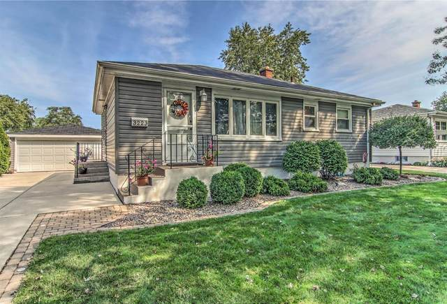 3223 Eder Street, Highland, IN 46322 (MLS #481081) :: Rossi and Taylor Realty Group