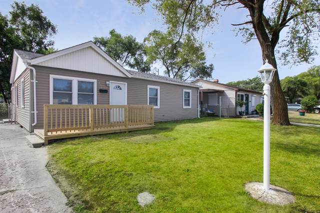 4431 W 20th Avenue, Gary, IN 46404 (MLS #481101) :: Rossi and Taylor Realty Group