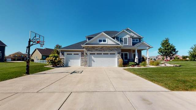 1110 Mary Ellen Drive, Crown Point, IN 46307 (MLS #481914) :: Rossi and Taylor Realty Group