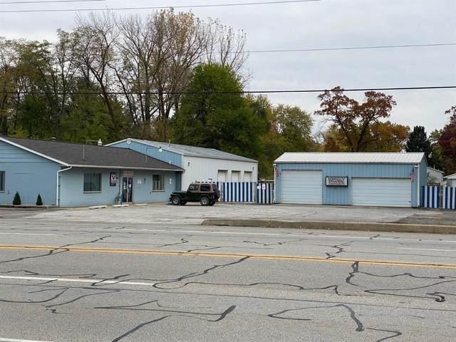 6641 Melton Road, Portage, IN 46368 (MLS #483907) :: Lisa Gaff Team