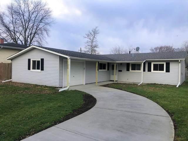 1204 N Oakwood Street, Griffith, IN 46319 (MLS #484967) :: McCormick Real Estate