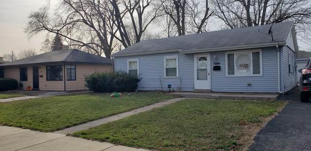 7986 White Oak Lane, Hammond, IN 46324 (MLS #485220) :: Rossi and Taylor Realty Group