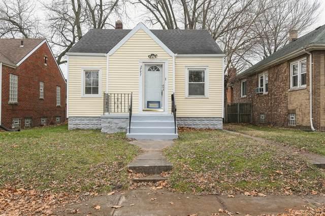 3747 Tyler Street, Gary, IN 46408 (MLS #485991) :: Lisa Gaff Team