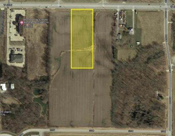 0 W 400 Parcel 2 N, Michigan City, IN 46360 (MLS #488475) :: McCormick Real Estate