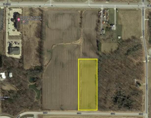 0 W 400 Parcel 6 N, Michigan City, IN 46360 (MLS #488568) :: McCormick Real Estate