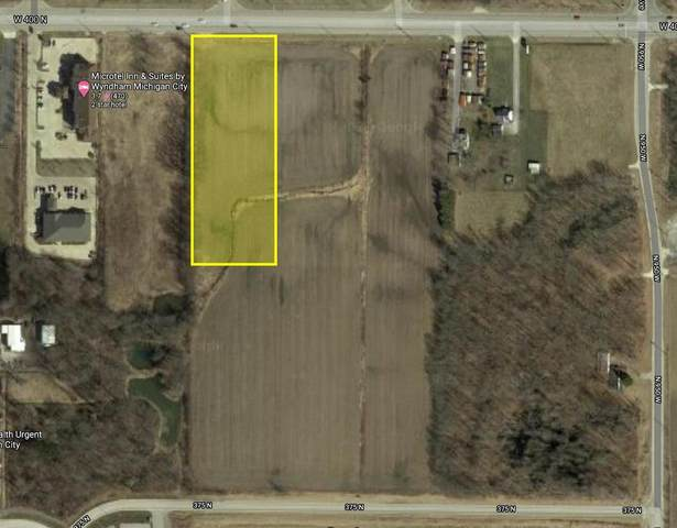0 W 400 Parcel 1 N, Michigan City, IN 46360 (MLS #488569) :: McCormick Real Estate