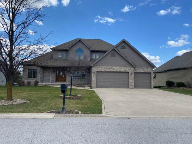10320 Doubletree Drive S, Crown Point, IN 46307 (MLS #489647) :: Rossi and Taylor Realty Group