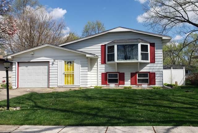 6881 Polk Street, Merrillville, IN 46410 (MLS #490973) :: McCormick Real Estate