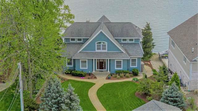 8145 Lake Shore Drive, Cedar Lake, IN 46303 (MLS #492284) :: McCormick Real Estate