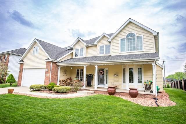 9925 Whitehall Garden, Munster, IN 46321 (MLS #492634) :: McCormick Real Estate