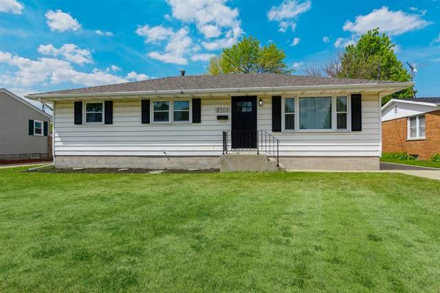3103 44th Street, Highland, IN 46322 (MLS #492779) :: McCormick Real Estate