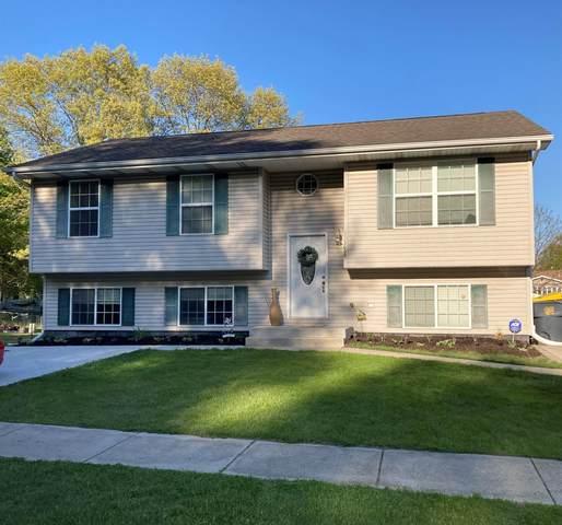 3035 Howard Street, Hobart, IN 46342 (MLS #493070) :: McCormick Real Estate