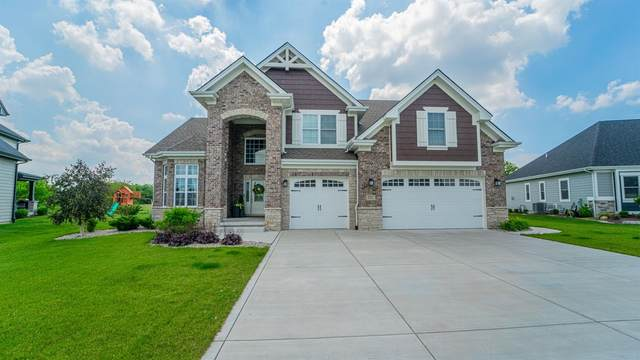 8957 Zinnia Drive, St. John, IN 46373 (MLS #494779) :: Rossi and Taylor Realty Group