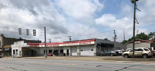 124 N Main Street, Hebron, IN 46341 (MLS #494851) :: McCormick Real Estate