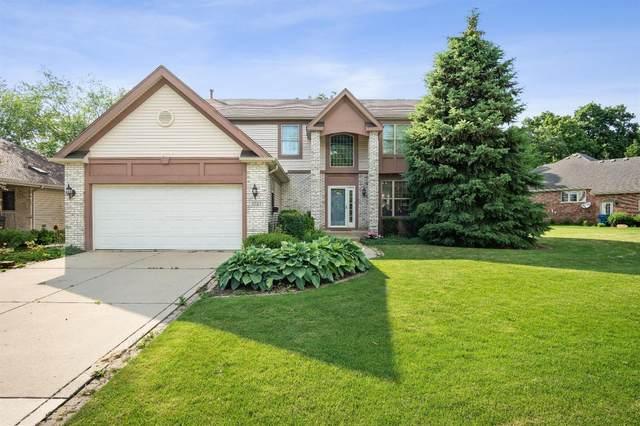3110 Hoffman Court, Dyer, IN 46311 (MLS #495061) :: McCormick Real Estate