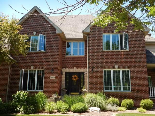 2202 Corbin Court, Schererville, IN 46375 (MLS #495511) :: McCormick Real Estate