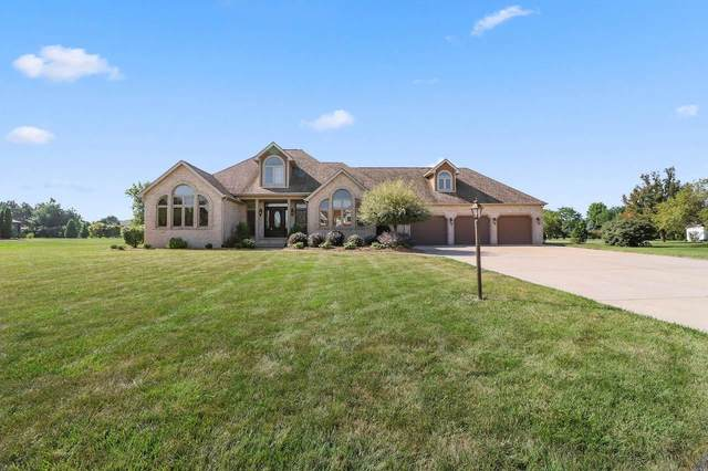 5293 E 105th Lane, Crown Point, IN 46307 (MLS #495564) :: McCormick Real Estate