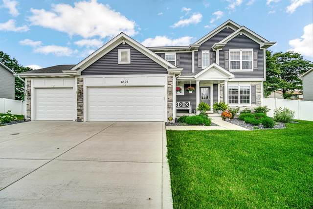 6309 Summershade Drive, Portage, IN 46368 (MLS #495923) :: McCormick Real Estate