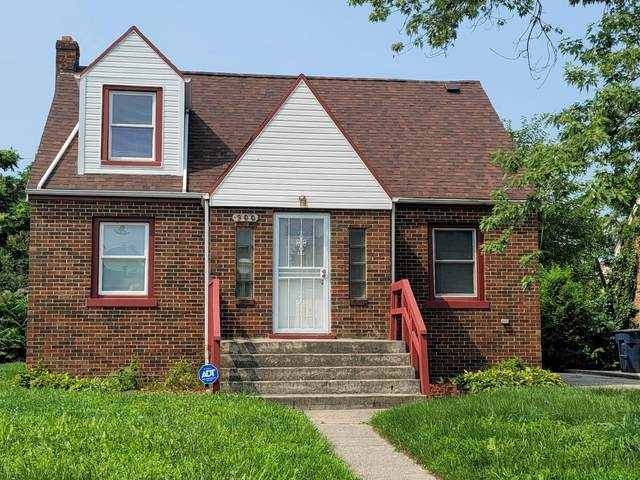 900 E 43rd Place, Gary, IN 46409 (MLS #497100) :: Lisa Gaff Team