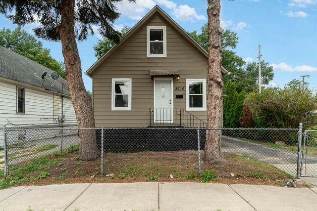 5616 Beall Street, Hammond, IN 46320 (MLS #497395) :: Lisa Gaff Team