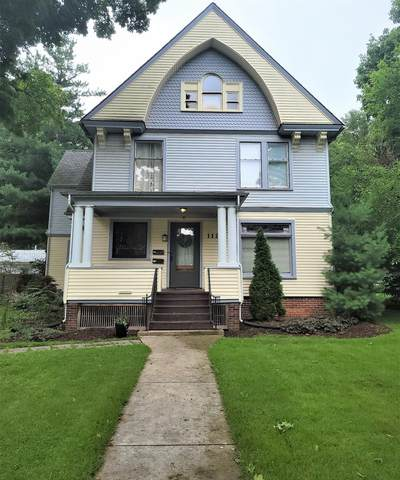 1128 Indiana Avenue, Laporte, IN 46350 (MLS #498449) :: McCormick Real Estate