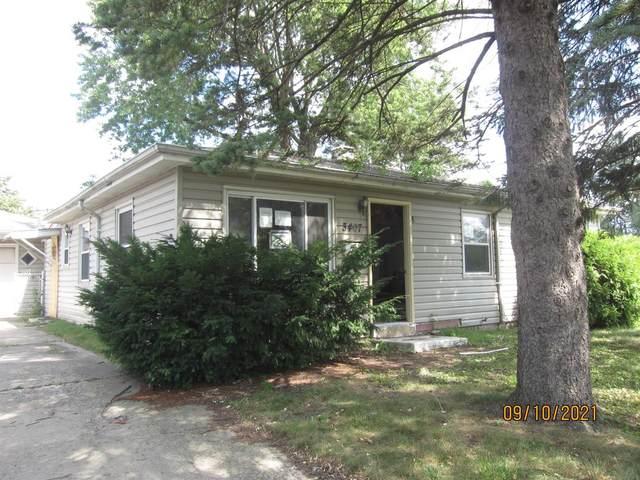 3407 Kenwood Street, Hammond, IN 46323 (MLS #498603) :: McCormick Real Estate
