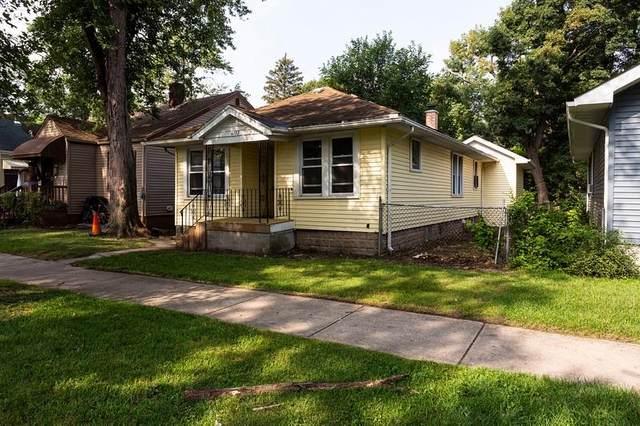 4232 Washington Street, Gary, IN 46408 (MLS #498718) :: Lisa Gaff Team