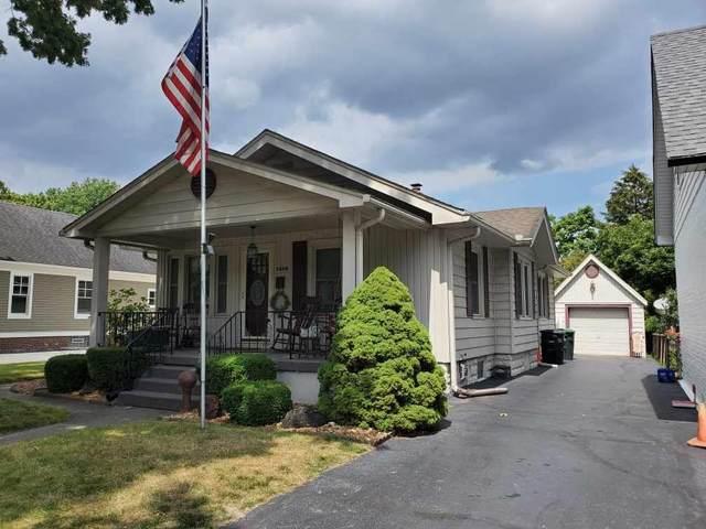 1304 E Cleveland Avenue, Hobart, IN 46342 (MLS #499274) :: Lisa Gaff Team