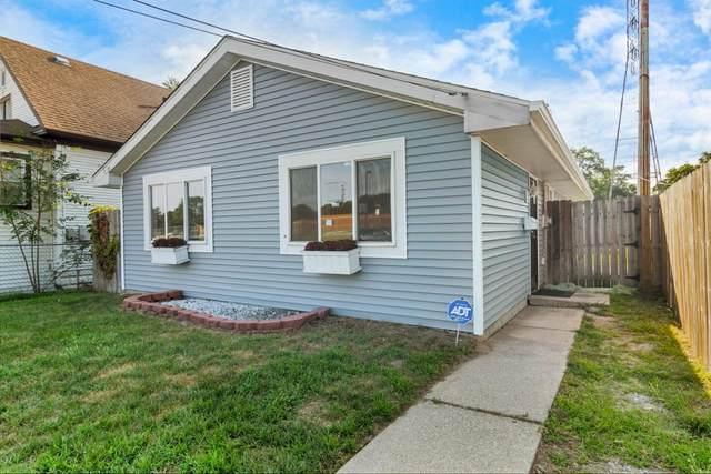 7016 Mccook Avenue, Hammond, IN 46323 (MLS #499886) :: McCormick Real Estate