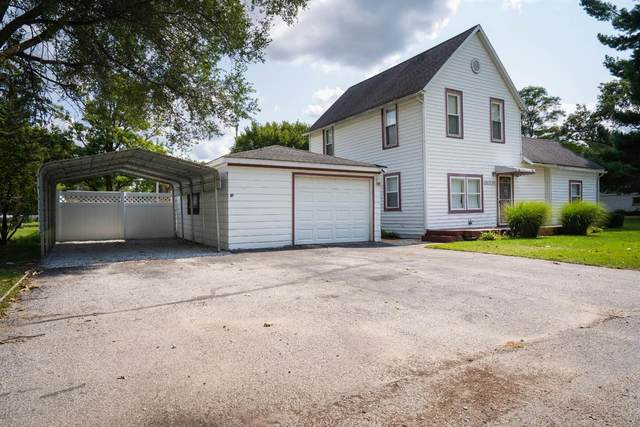 11813 N 308 E, Thayer, IN 46381 (MLS #500483) :: McCormick Real Estate