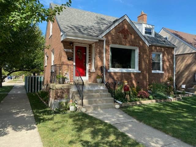 605 141st Street, Hammond, IN 46327 (MLS #501316) :: Lisa Gaff Team