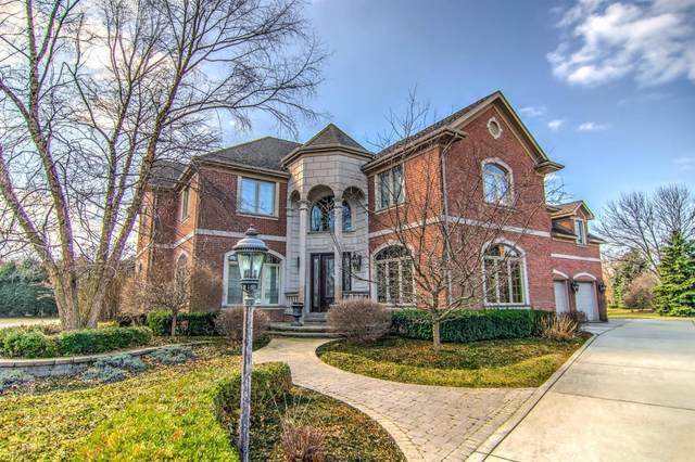 10314 Applewood Court, Munster, IN 46321 (MLS #469847) :: McCormick Real Estate