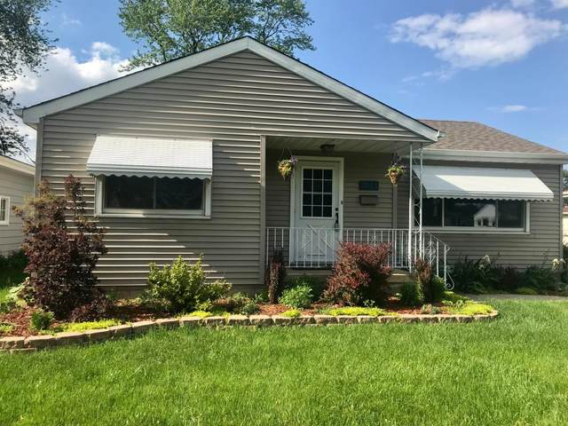 2825 Strong Street, Highland, IN 46322 (MLS #474736) :: Rossi and Taylor Realty Group