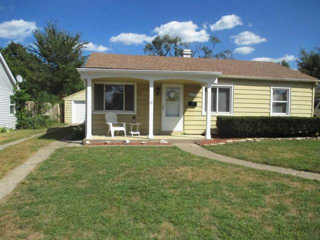 6745 Olcott Avenue, Hammond, IN 46323 (MLS #481160) :: Rossi and Taylor Realty Group