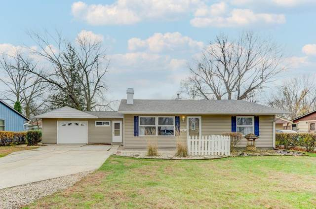 522 214TH Street, Dyer, IN 46311 (MLS #485556) :: Rossi and Taylor Realty Group