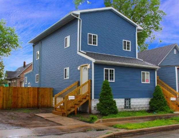 1113 Indiana Street, Hammond, IN 46320 (MLS #494016) :: McCormick Real Estate