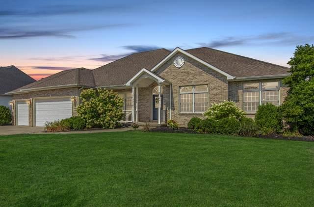 693 Pennock Circle, Crown Point, IN 46307 (MLS #499787) :: McCormick Real Estate