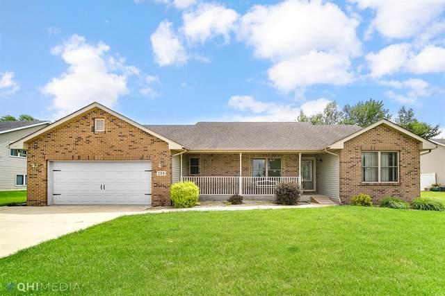 735 Seminole Drive, Lowell, IN 46356 (MLS #492248) :: Lisa Gaff Team