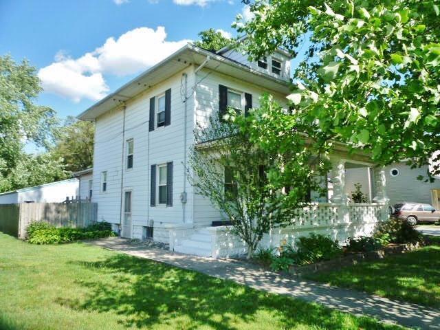 521 N Mckinley Avenue, Rensselaer, IN 47978 (MLS #416910) :: Rossi and Taylor Realty Group