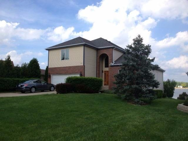 3950 S Lakeshore Drive, Crown Point, IN 46307 (MLS #421830) :: Carrington Real Estate Services